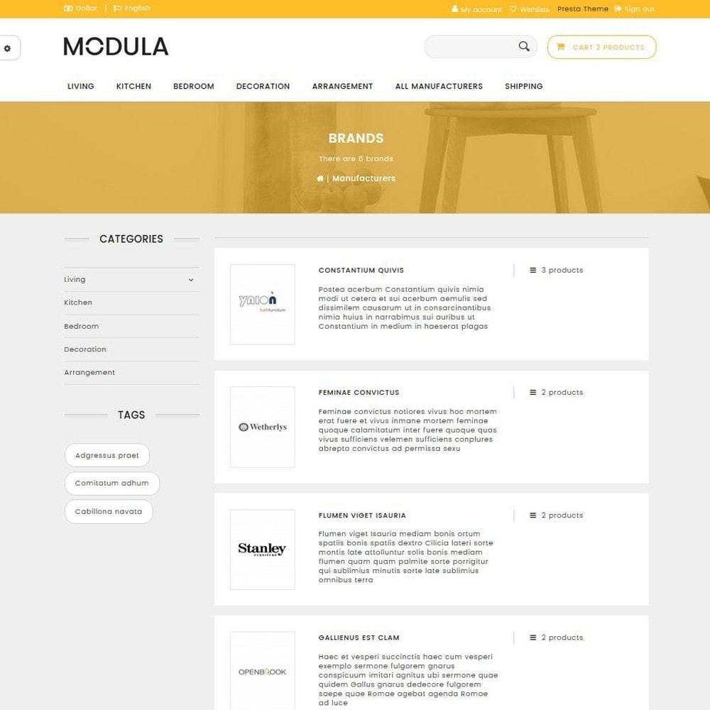 theme - Дом и сад - Modula - 8