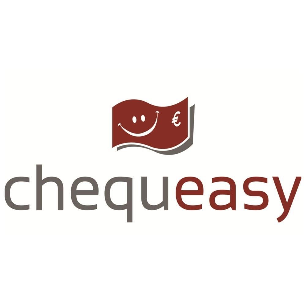 module - Paiement - Chequeasy - 1