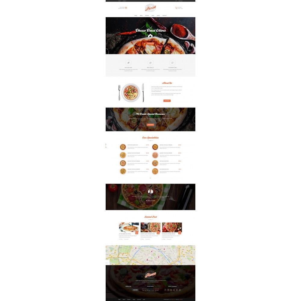 theme - Продовольствие и рестораны - JMS Pizza - 5