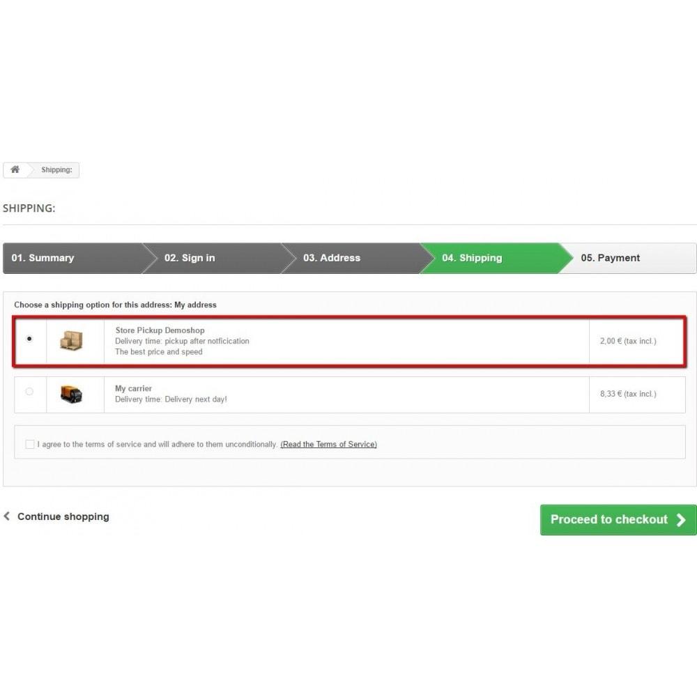 module - Zahlung per Nachnahme - pick up in store - 5