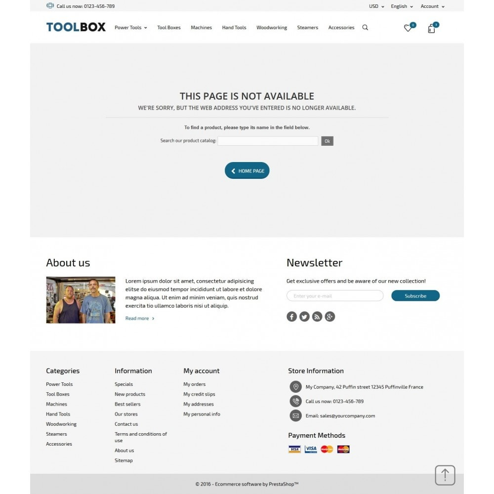 theme - Hogar y Jardín - Tool Box - 9