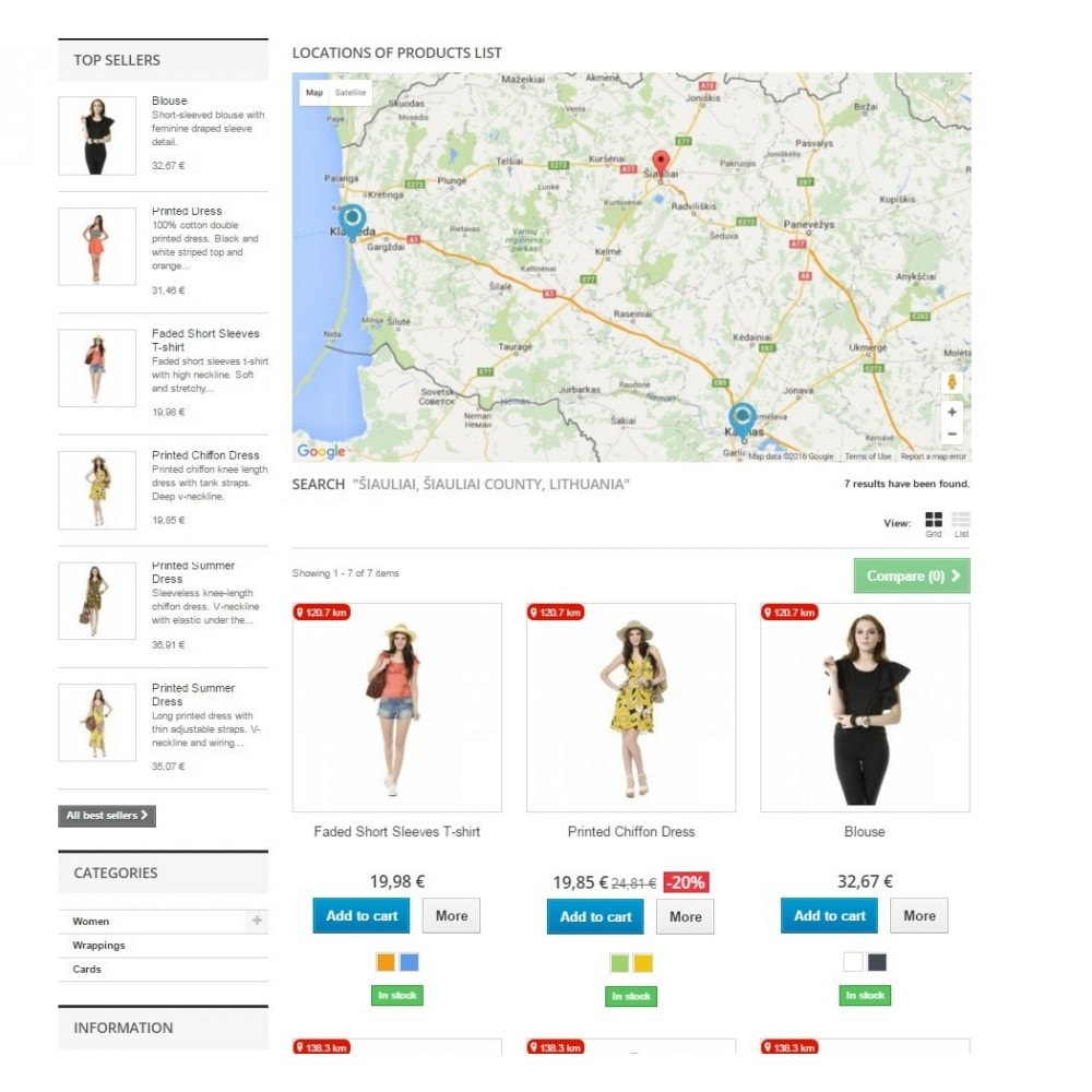 module - Lingue & Traduzioni - Search Products by Location and Google Maps Pro - 4