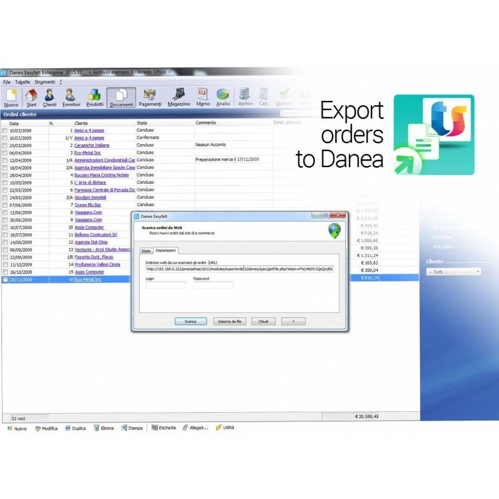 bundle - Importación y Exportación de datos - Danea Easyfatt Full import - export pack - 3