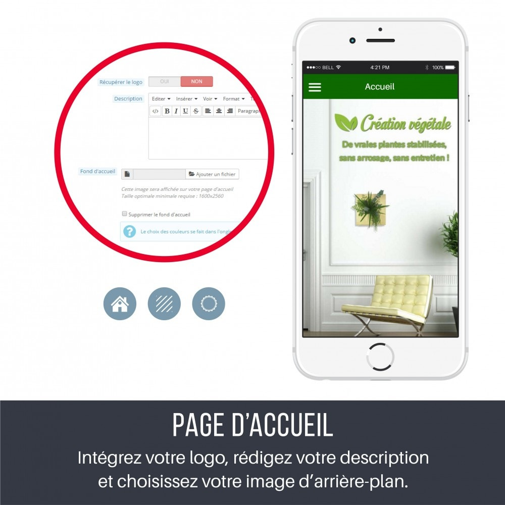 module - Mobile - AppMyStore convertissez votre boutique en appli mobile - 6
