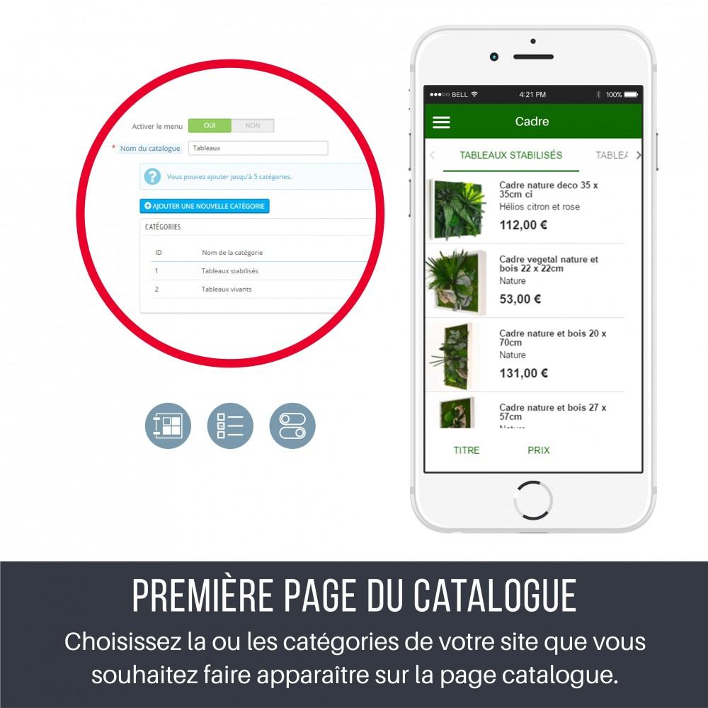 module - Mobile - AppMyStore convertissez votre boutique en appli mobile - 7