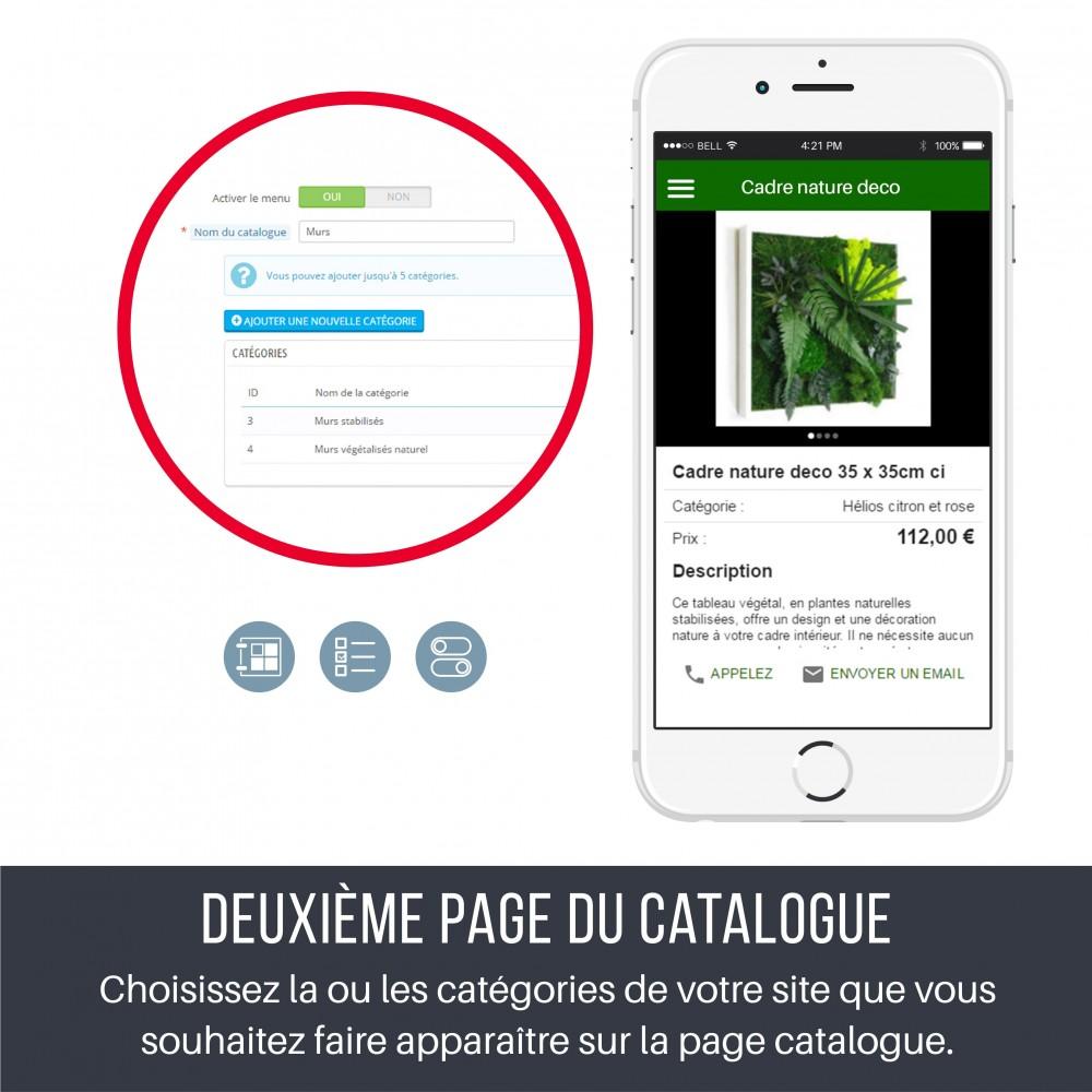 module - Mobile - AppMyStore convertissez votre boutique en appli mobile - 8