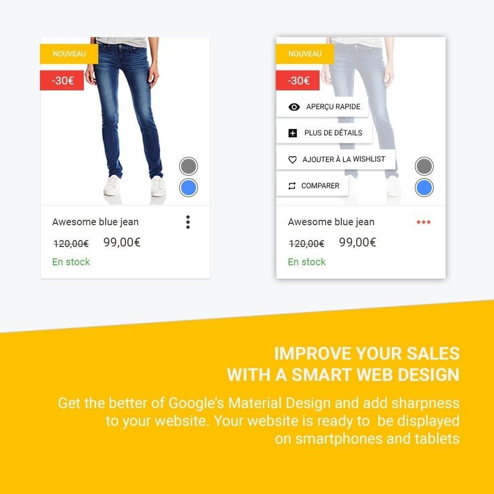 theme - Мода и обувь - Material - 2