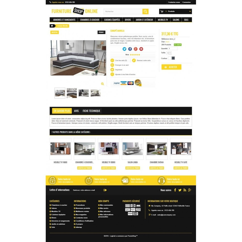 theme - Dom & Ogród - Furniture Shop Online - 4