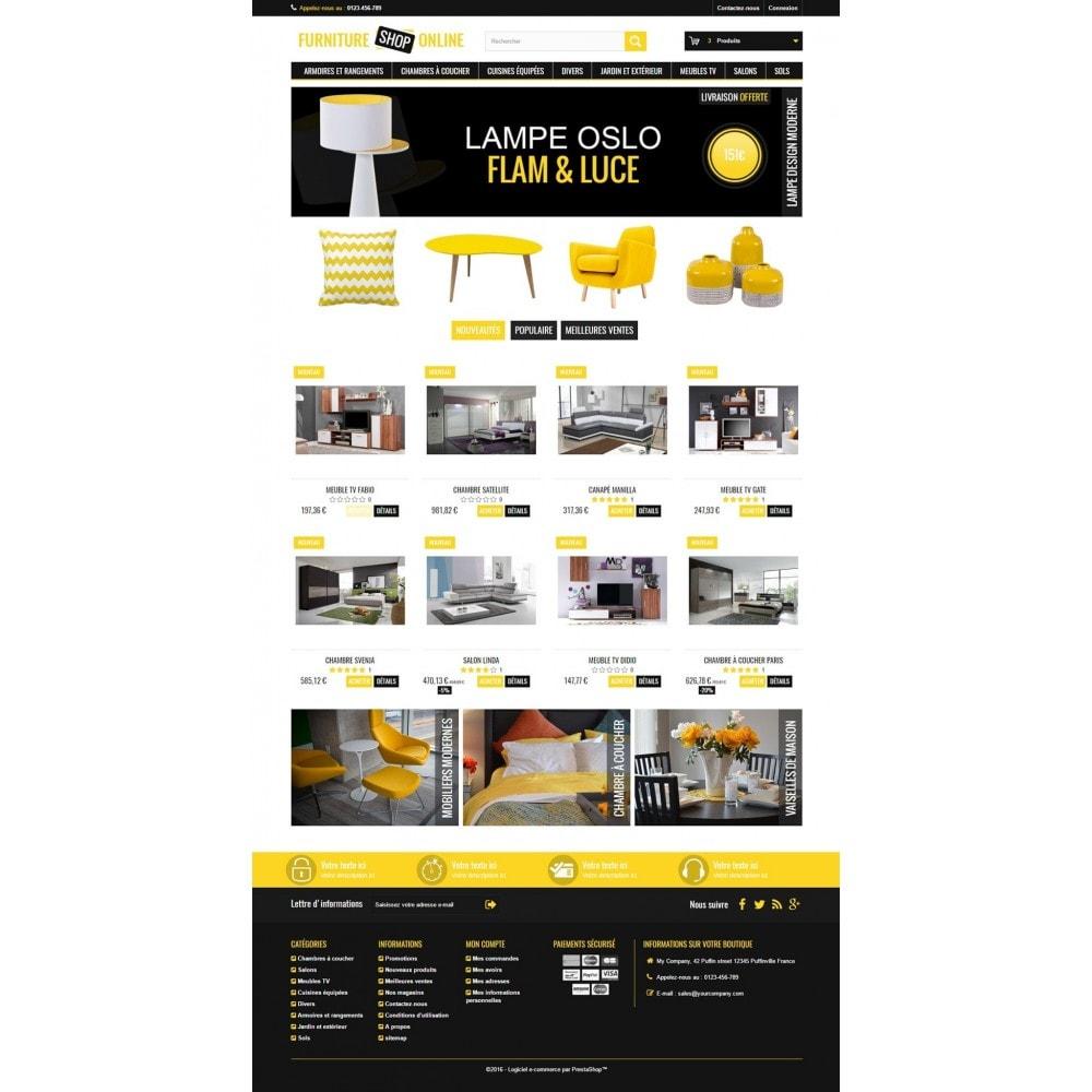 theme - Maison & Jardin - Furniture Shop Online - 3