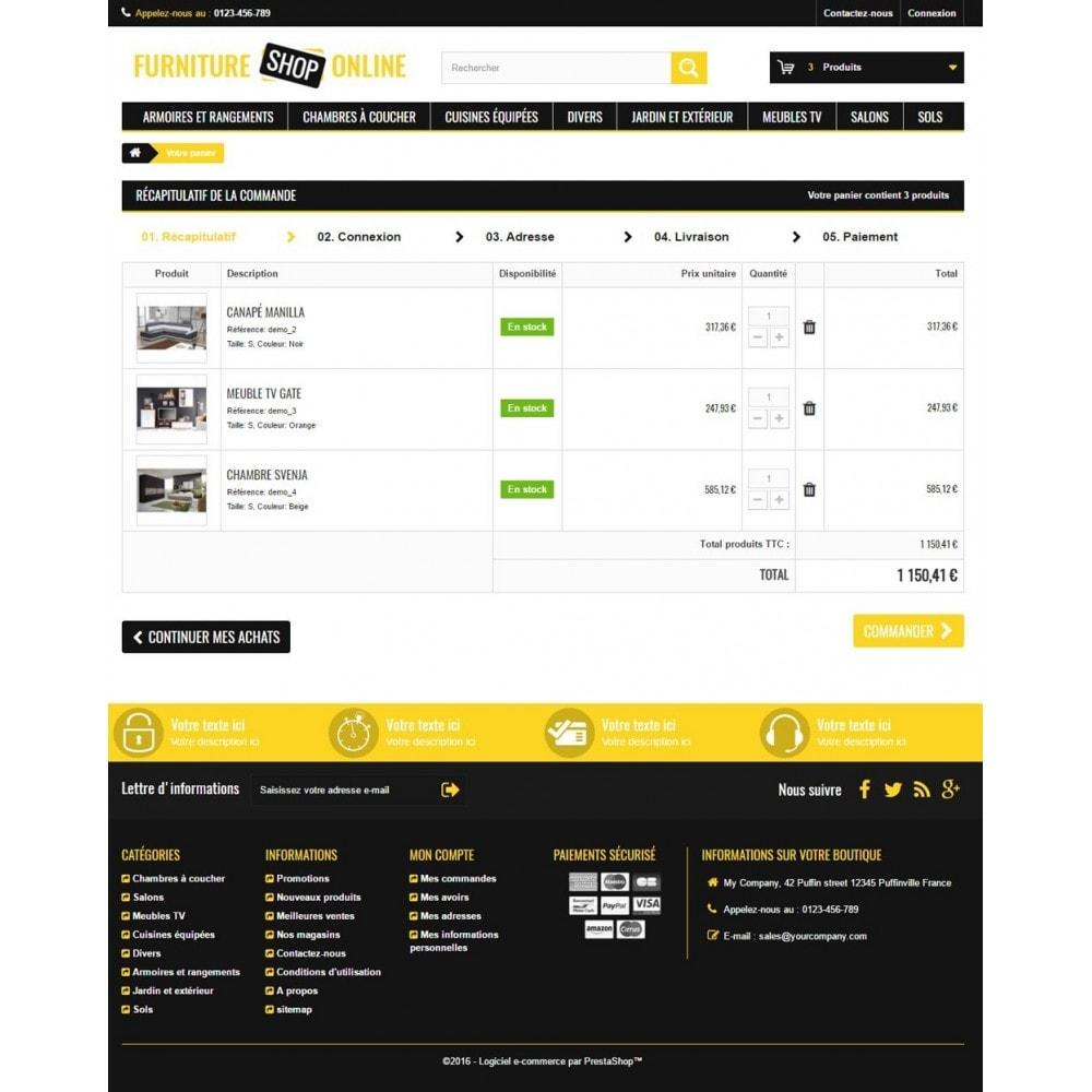 theme - Maison & Jardin - Furniture Shop Online - 6