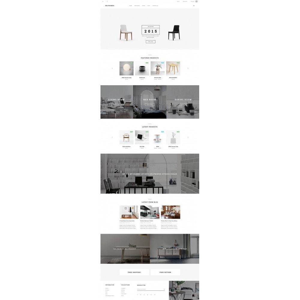theme - Casa & Giardino - JMS Delphinus - 6