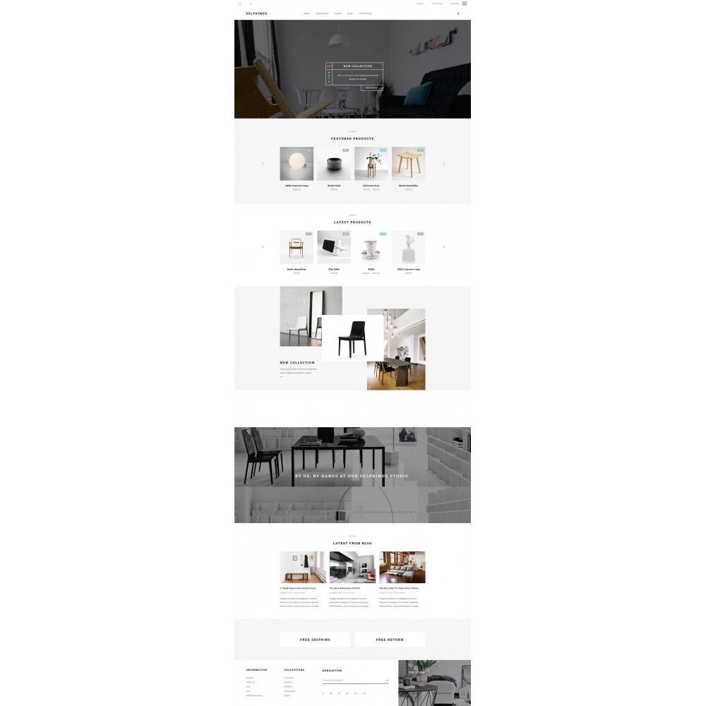 theme - Casa & Giardino - JMS Delphinus - 9