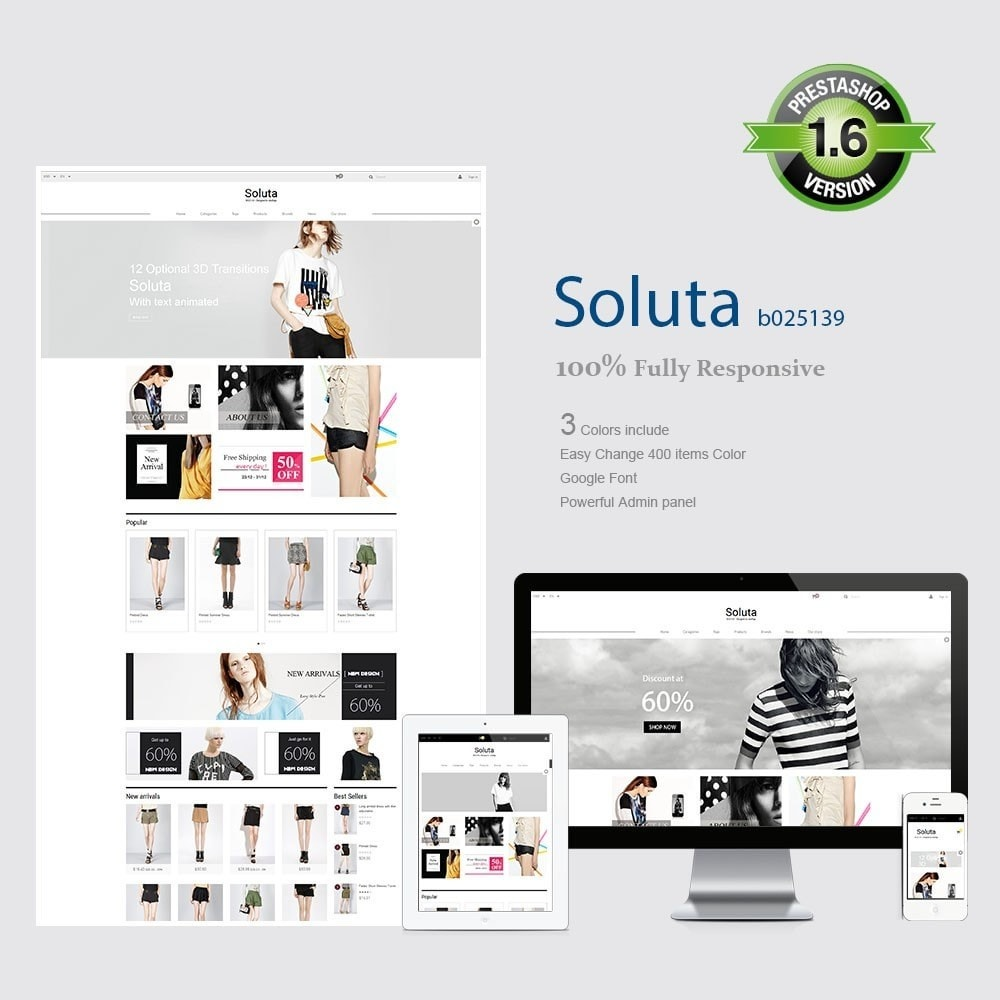 theme - Mode & Schoenen - Sapotaceae Clothing Store - 1
