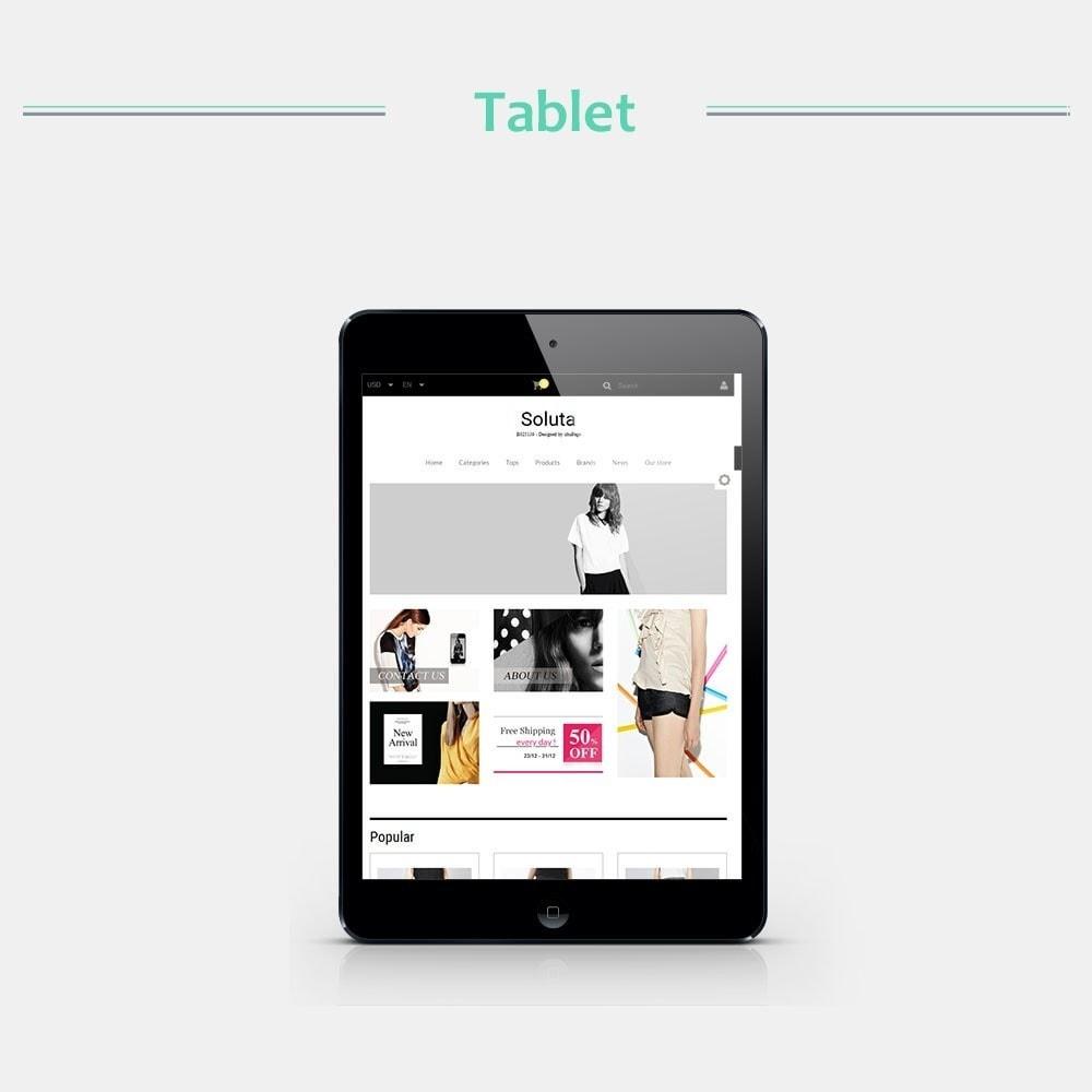 theme - Mode & Schoenen - Sapotaceae Clothing Store - 2