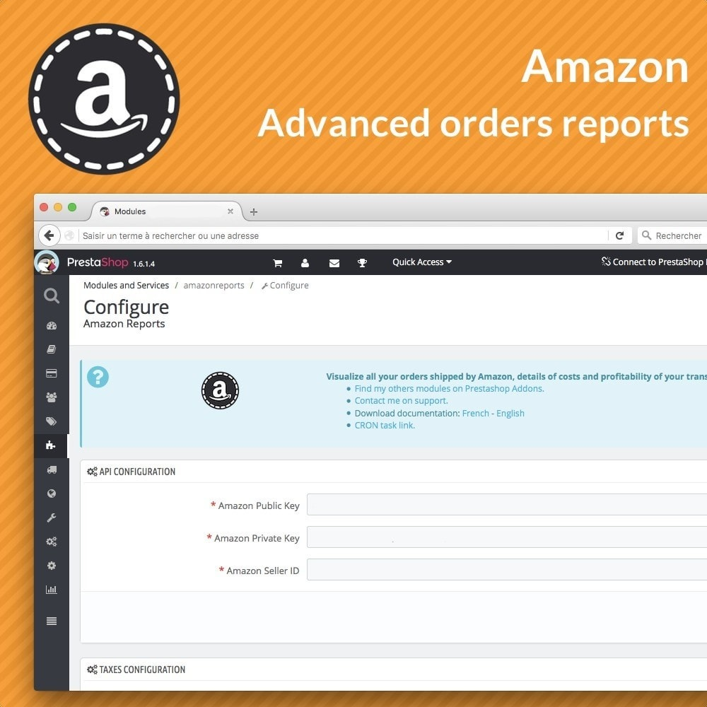 module - Gestione Ordini - Amazon Reports - 2