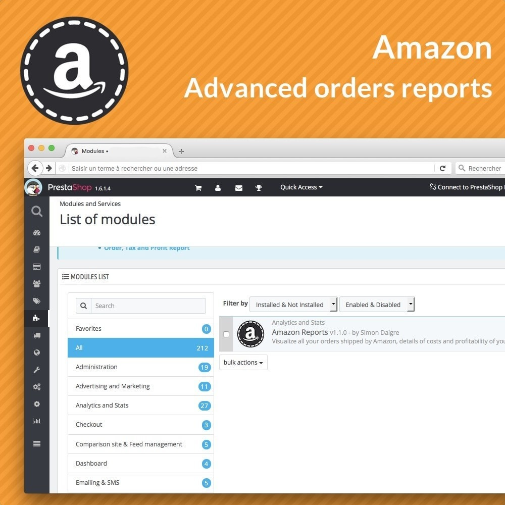 module - Orderbeheer - Amazon Reports - 3