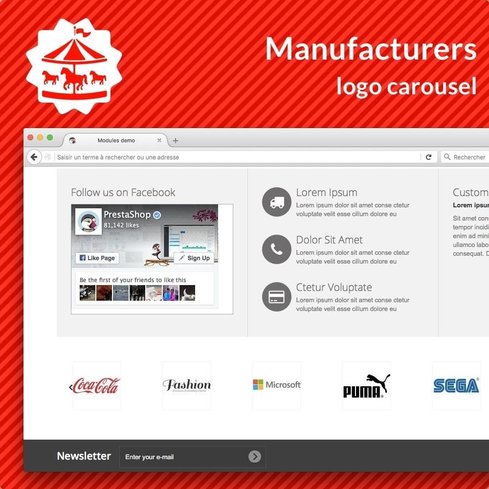 module - Marche & Produttori - Manufacturer carousel - 1