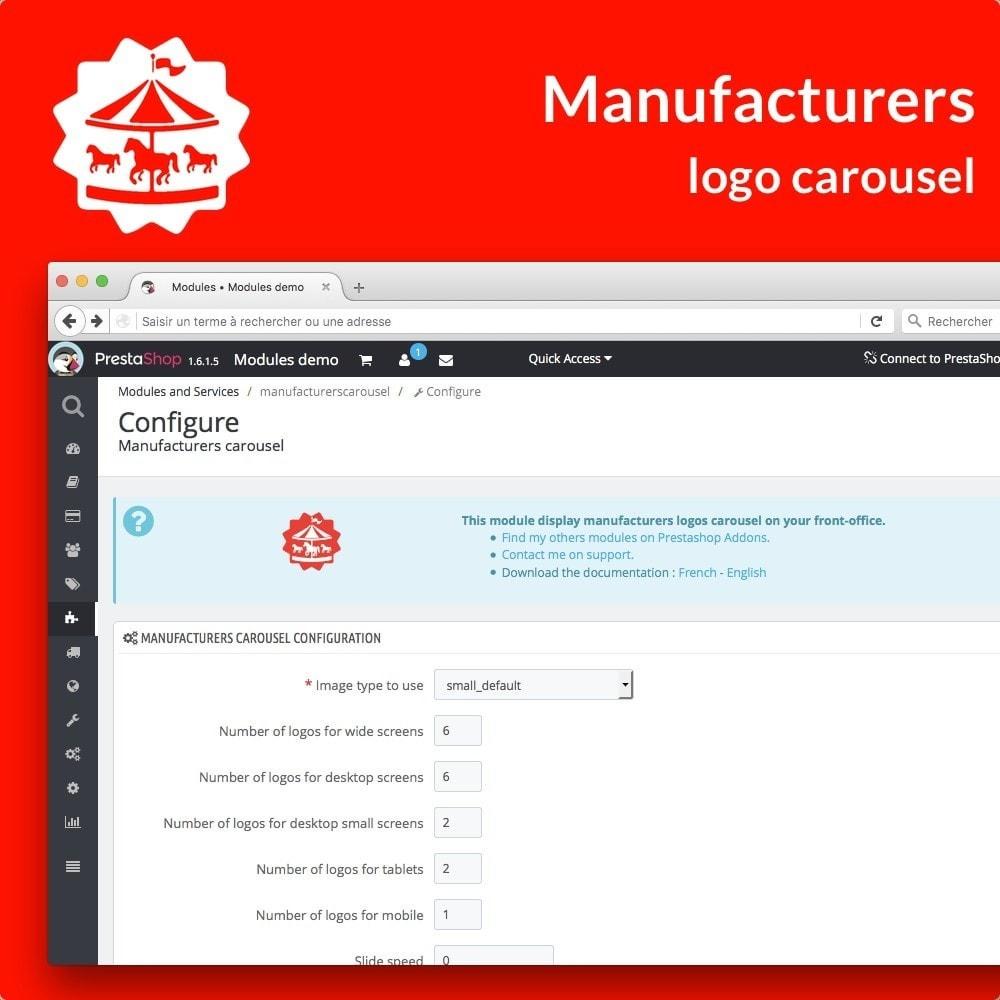 module - Marki & Producenci - Manufacturer carousel - 2