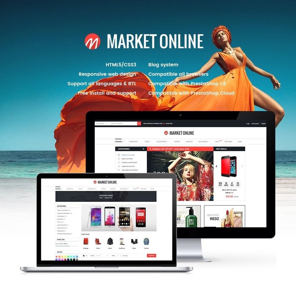 theme - Joyas y Accesorios - MarketOnline Store - 1