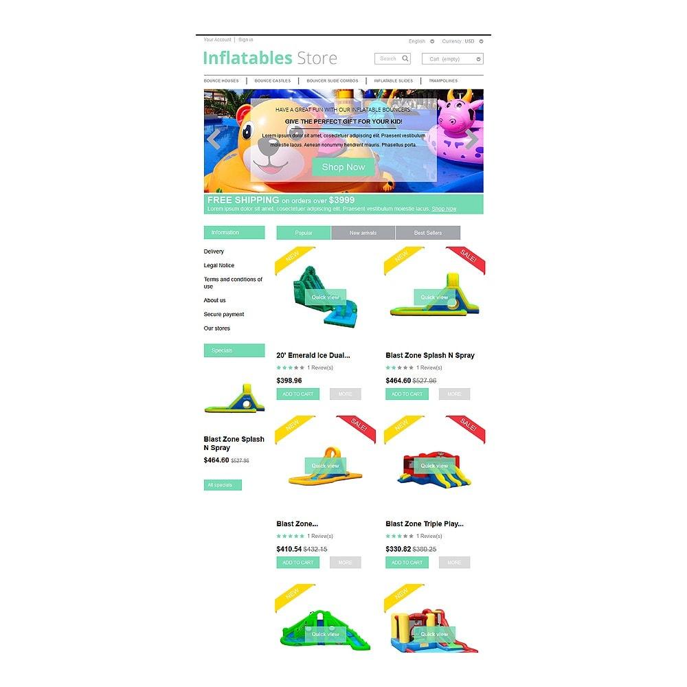 theme - Kinder & Spielzeug - Aufblasbare Spielsachen - 4