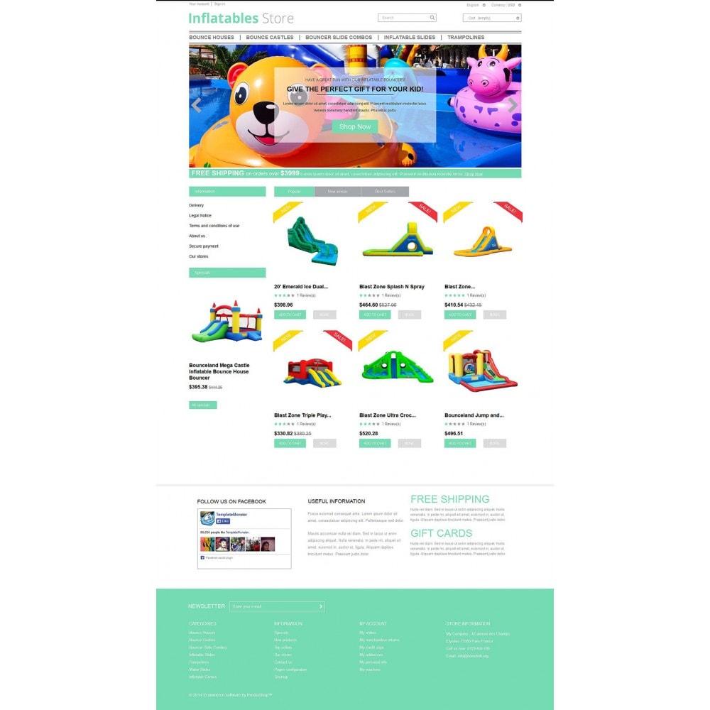 theme - Kinder & Spielzeug - Aufblasbare Spielsachen - 8