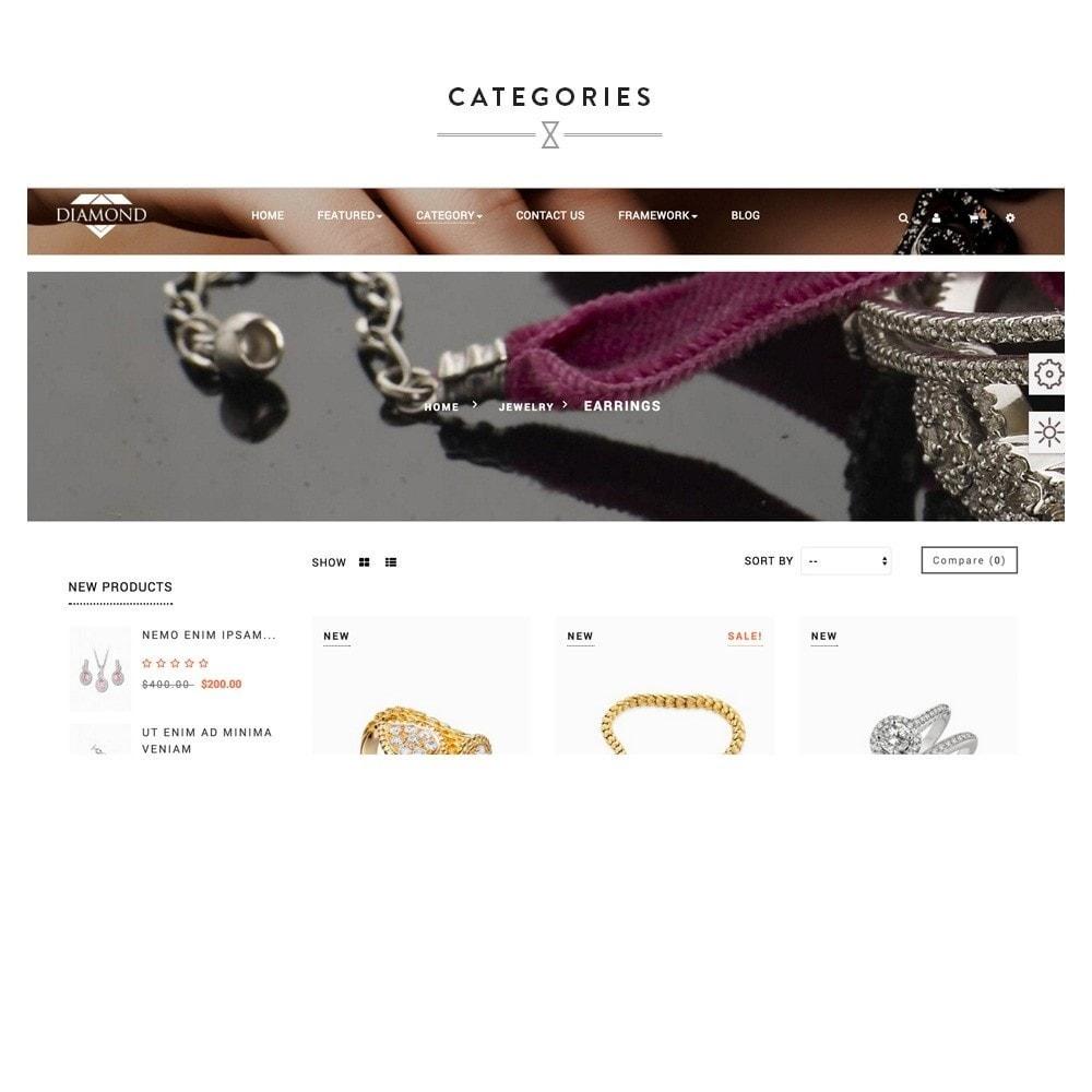 theme - Biżuteria & Akcesoria - Ap Diamond Prox - 2