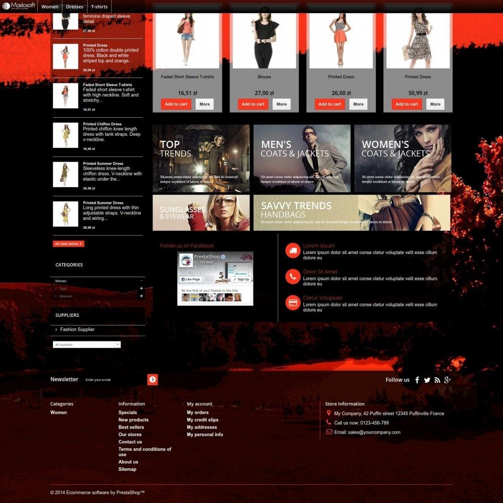 theme - Sport, Aktivitäten & Reise - Crimson Sunset - 5