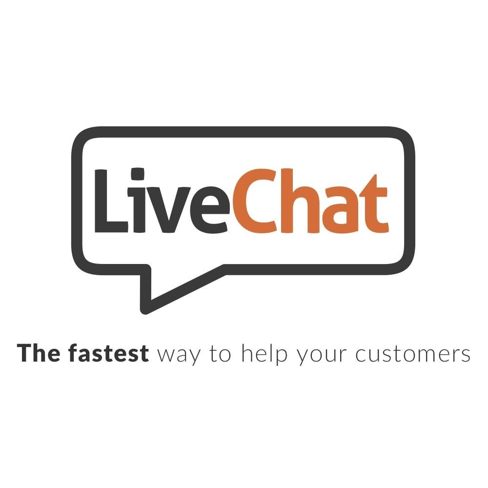 module - Support & Chat Online - LiveChat - Premium Live Chat with data tracking - 1