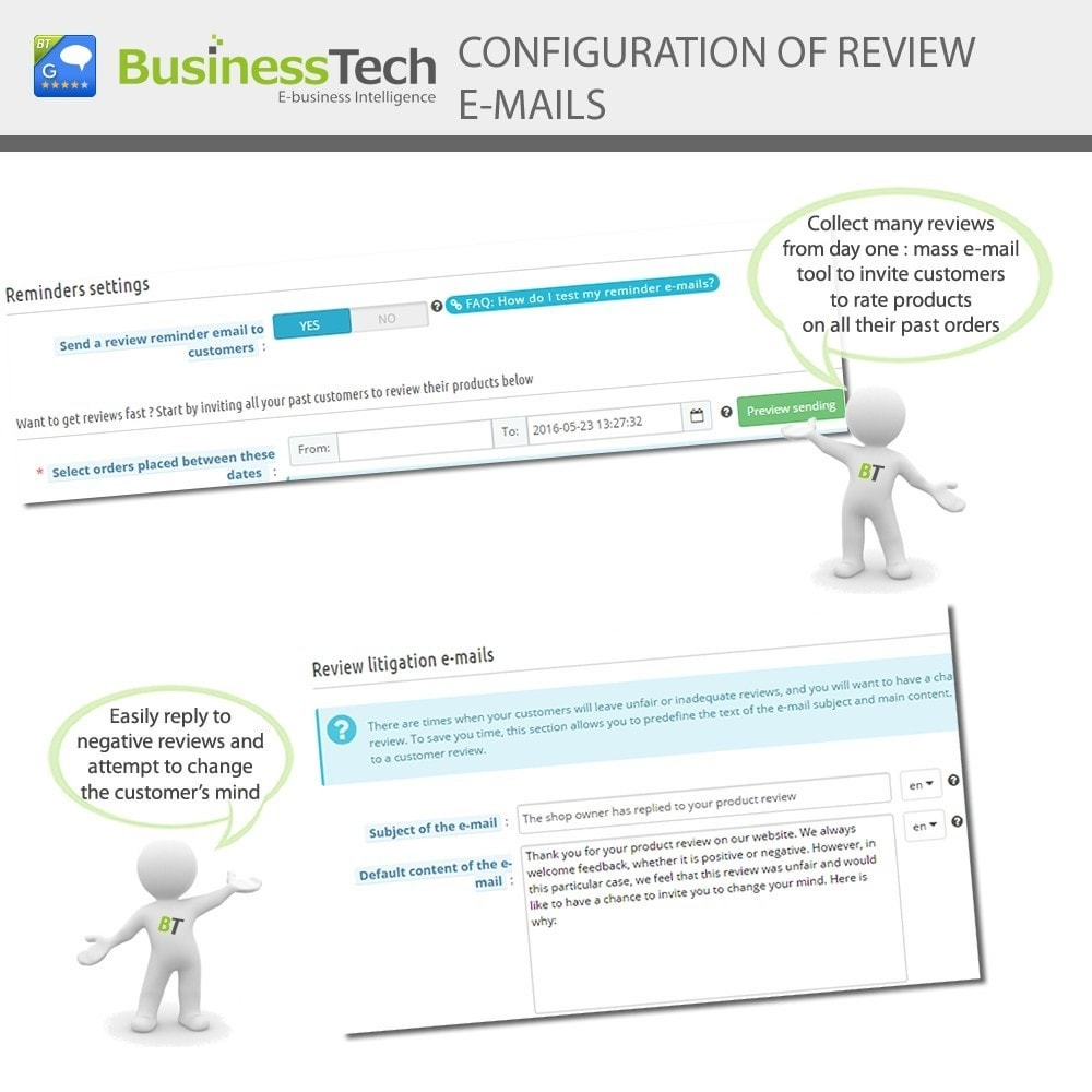 module - SEO - Customer Ratings and Reviews Pro + Google Rich Snippets - 11