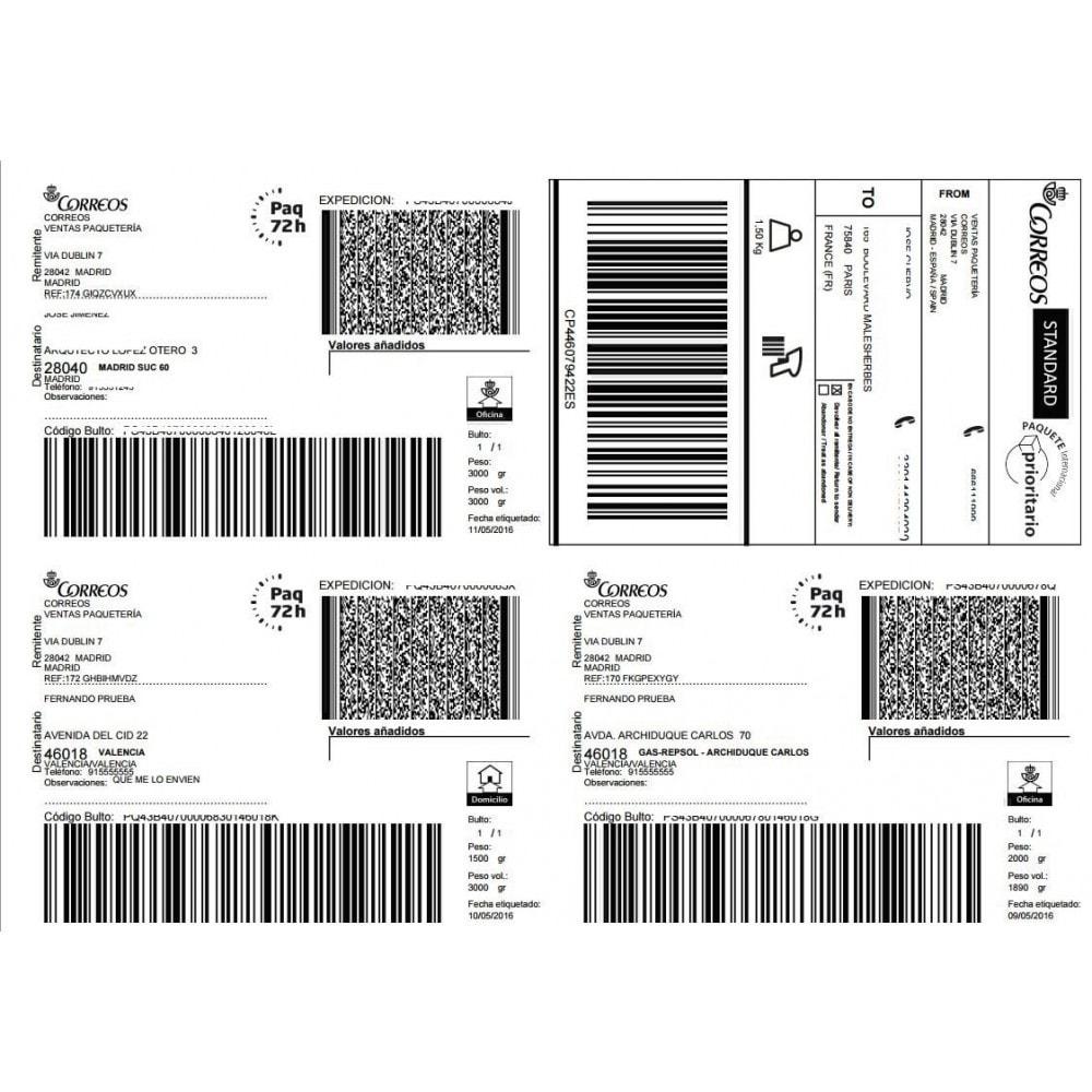 module - Transportistas - Correos Oficial - 10
