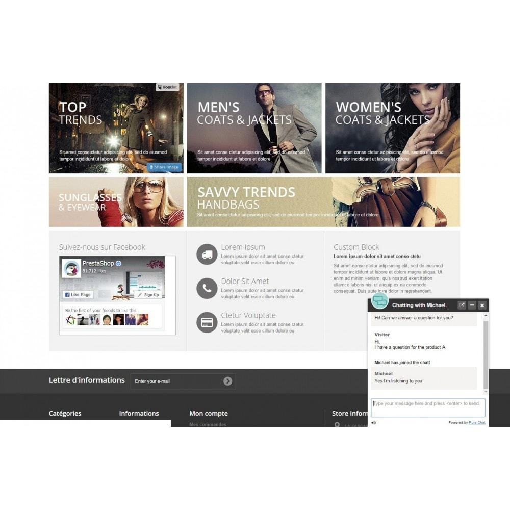 module - Support & Chat Online - Studio Vitamine : PureChat - 2