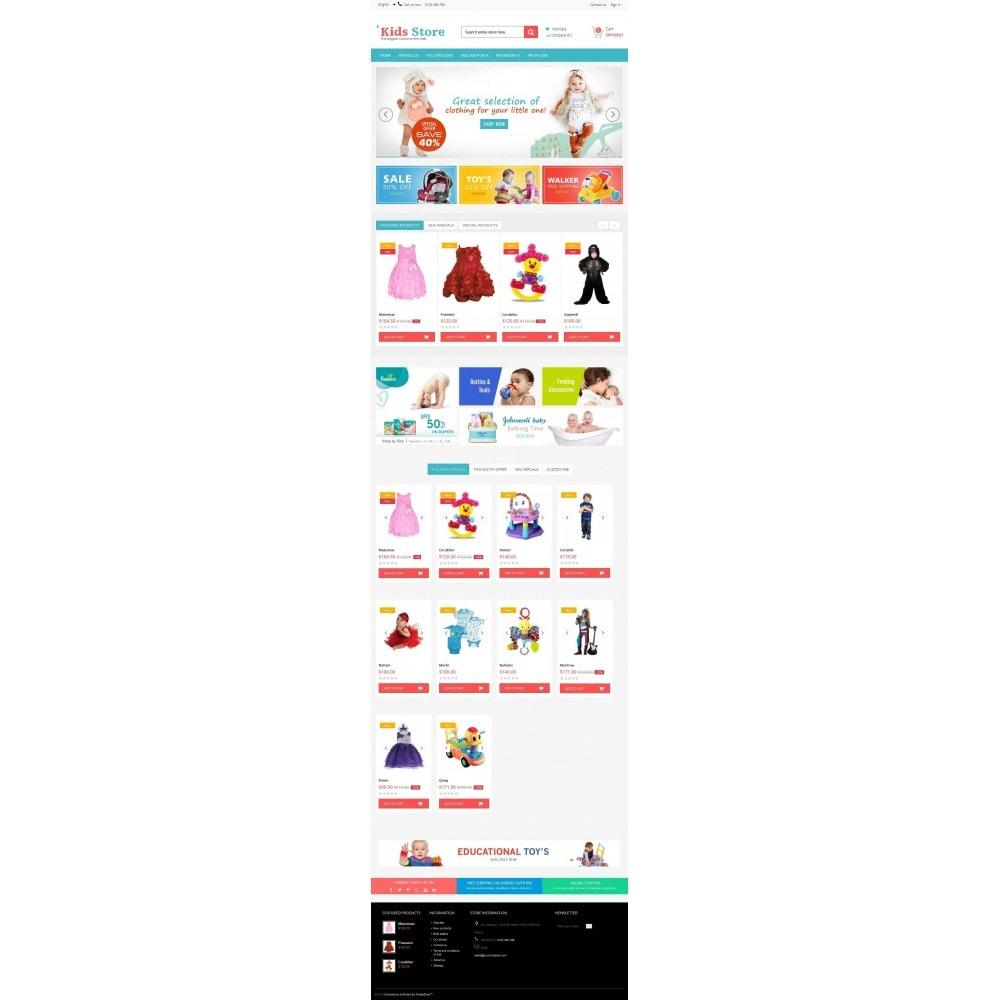 theme - Niños y Juguetes - Kids Store RFX0012 - 4