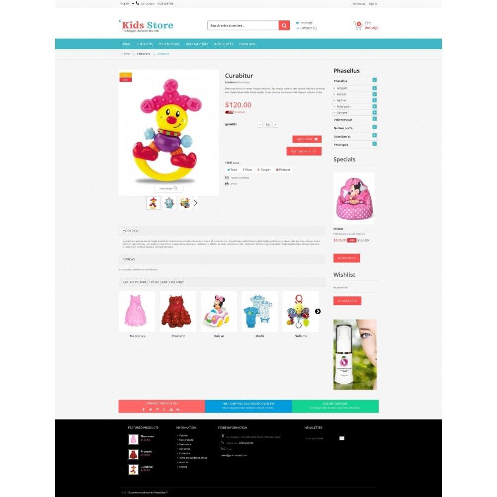 theme - Niños y Juguetes - Kids Store RFX0012 - 6