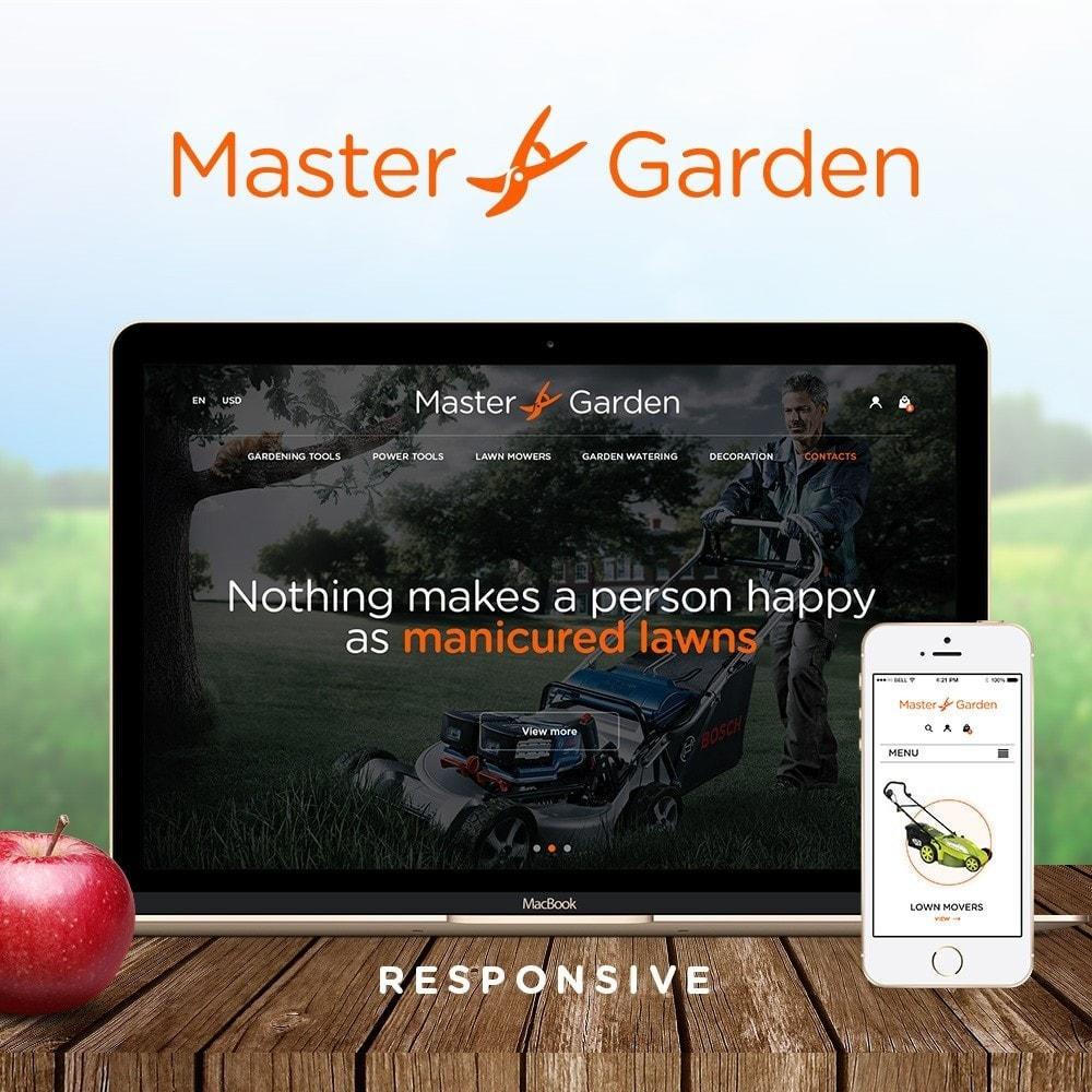 theme - Hogar y Jardín - Master Garden - 1