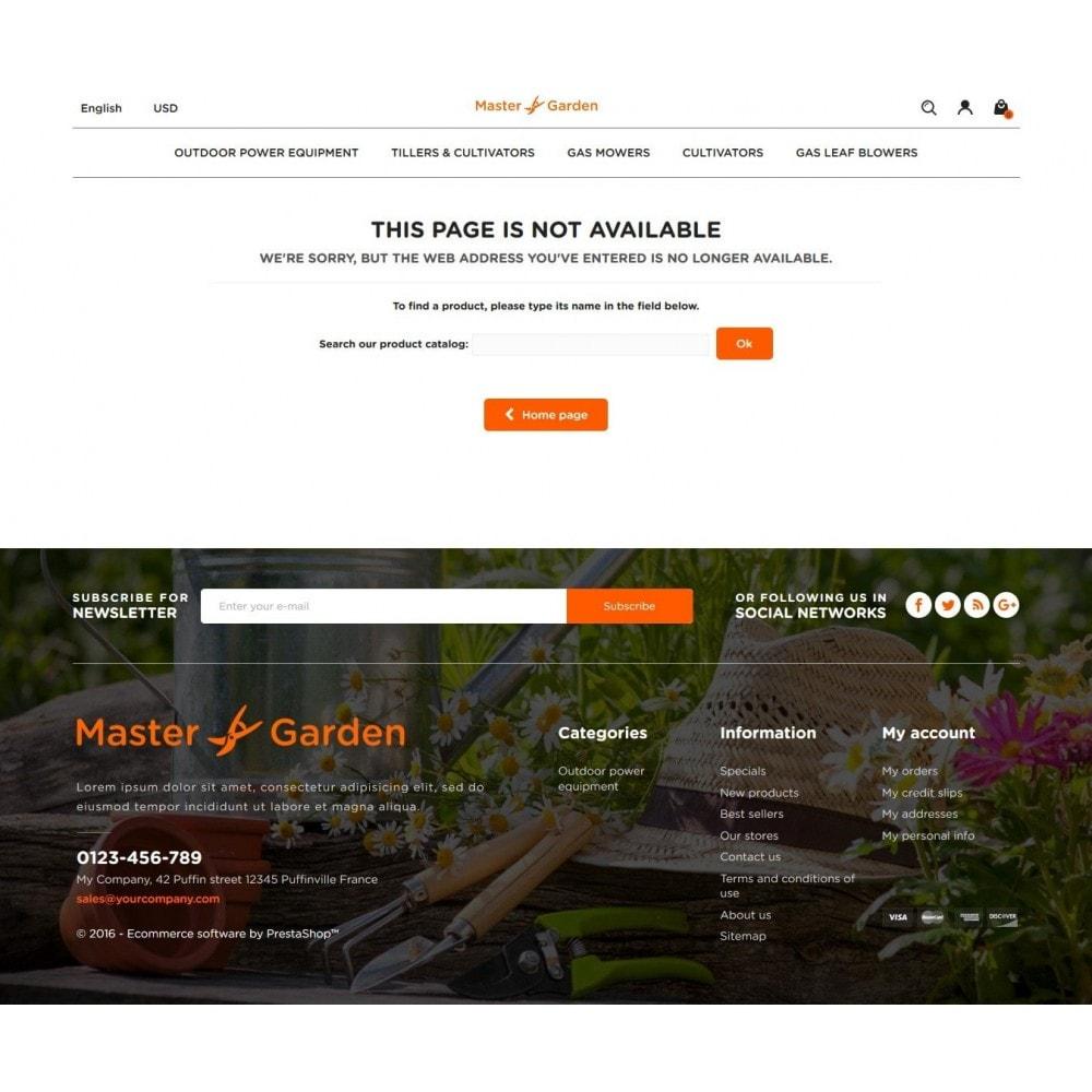 theme - Hogar y Jardín - Master Garden - 11