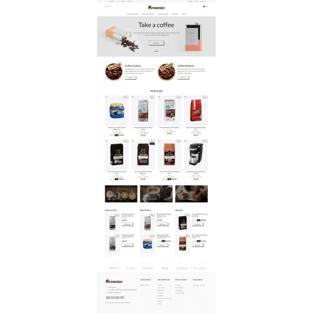 theme - Drink & Tobacco - Moccacino Coffe Store - 5