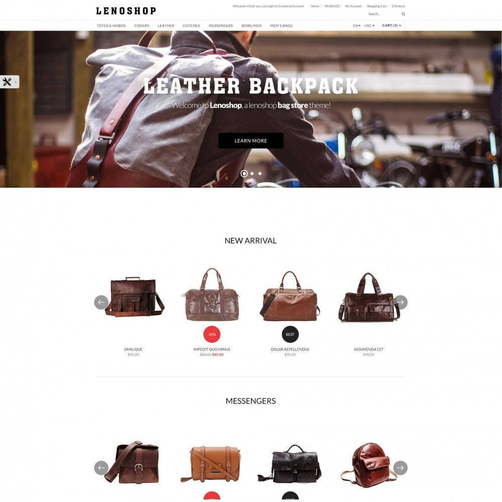 theme - Mode & Schuhe - LenoShop | Fashion & Bags BackPacks - 2