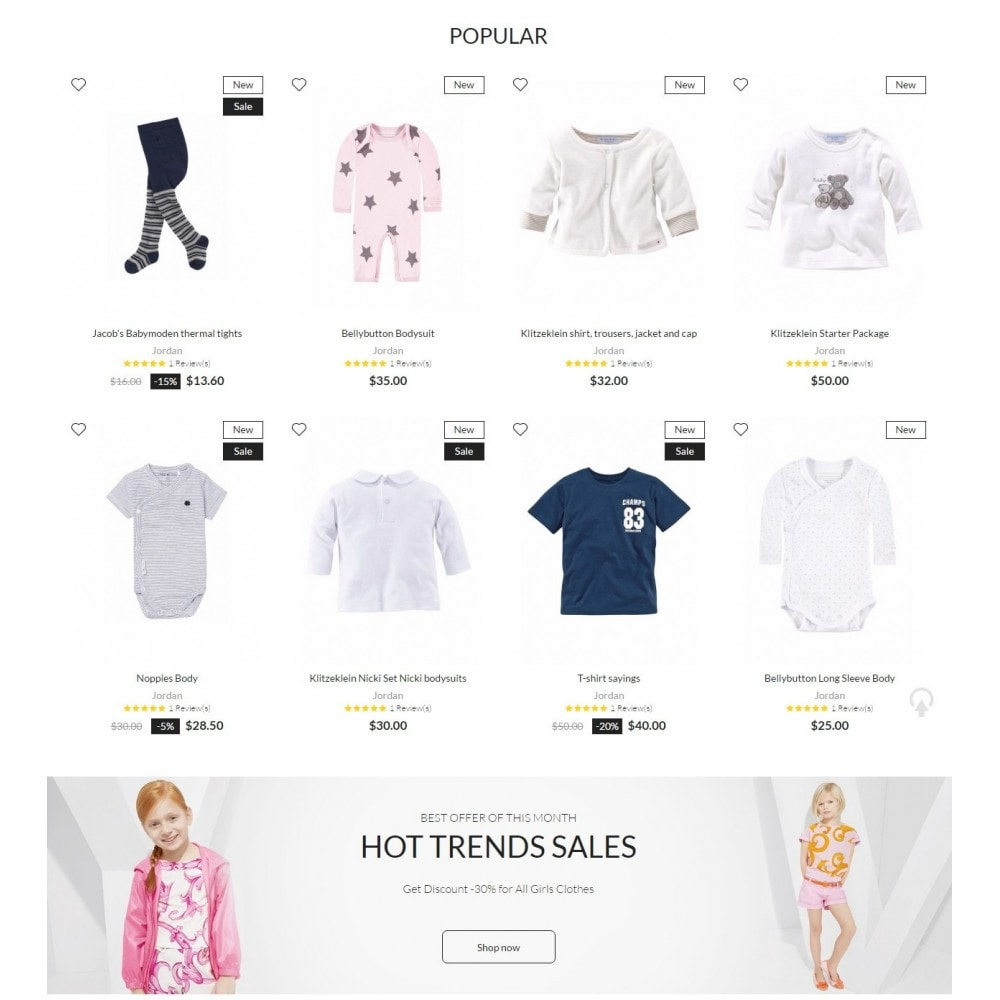 theme - Fashion & Shoes - Kids store - 3