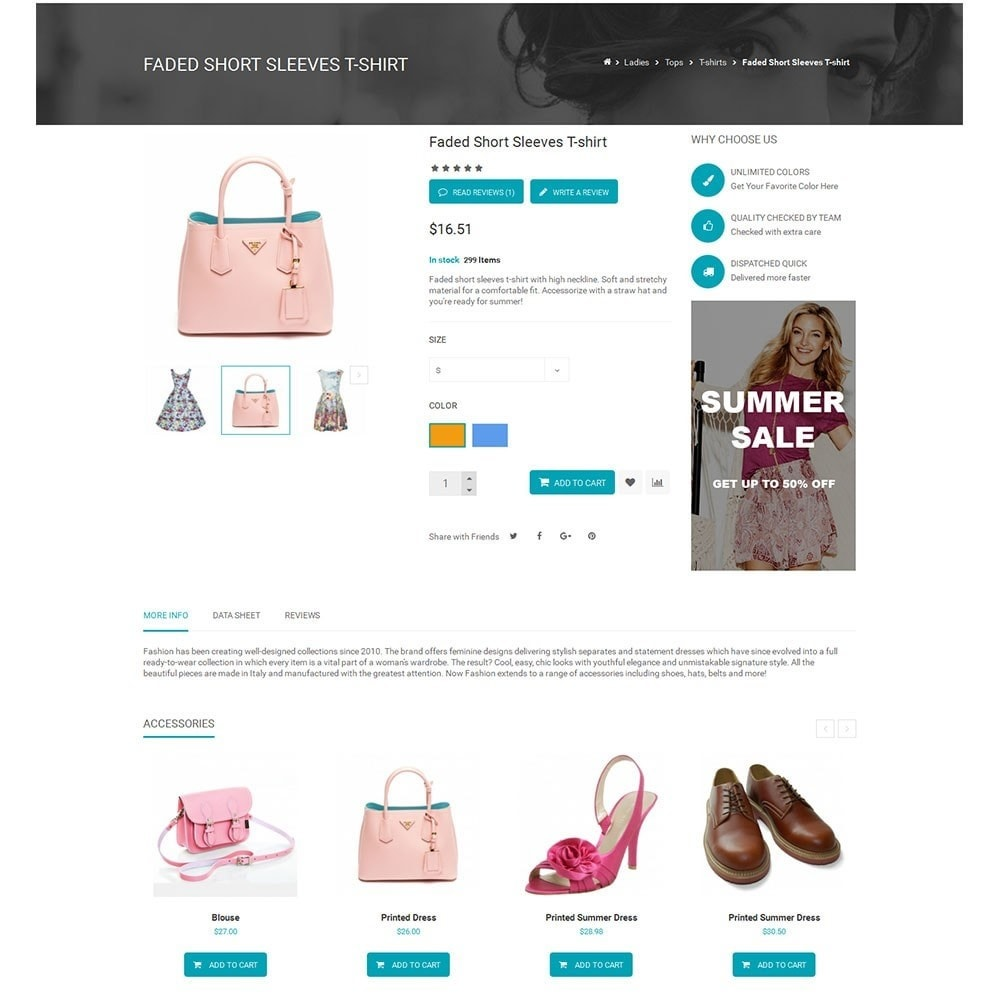 theme - Мода и обувь - Shopzone Fashion Store - 8