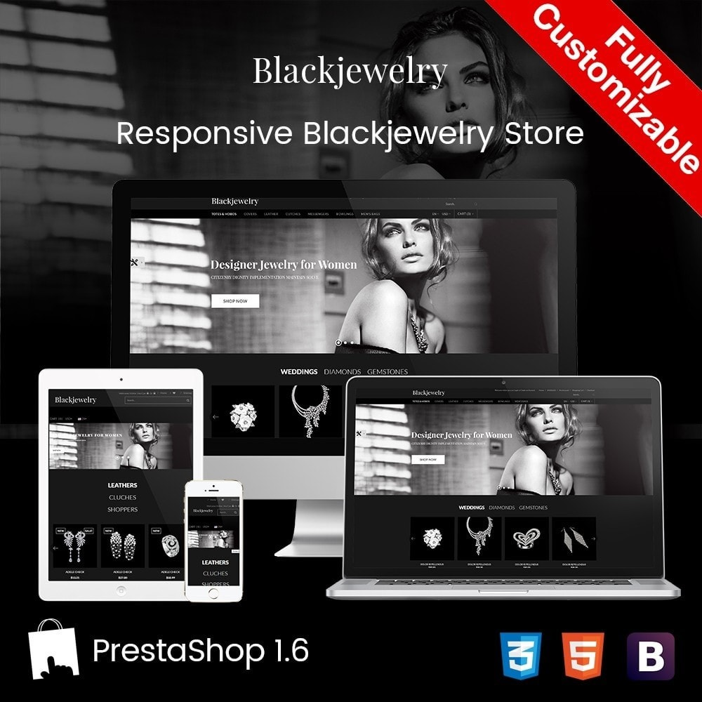 theme - Sieraden & Accessoires - BlackJewelry | Jewelry & Accessories Store - 1
