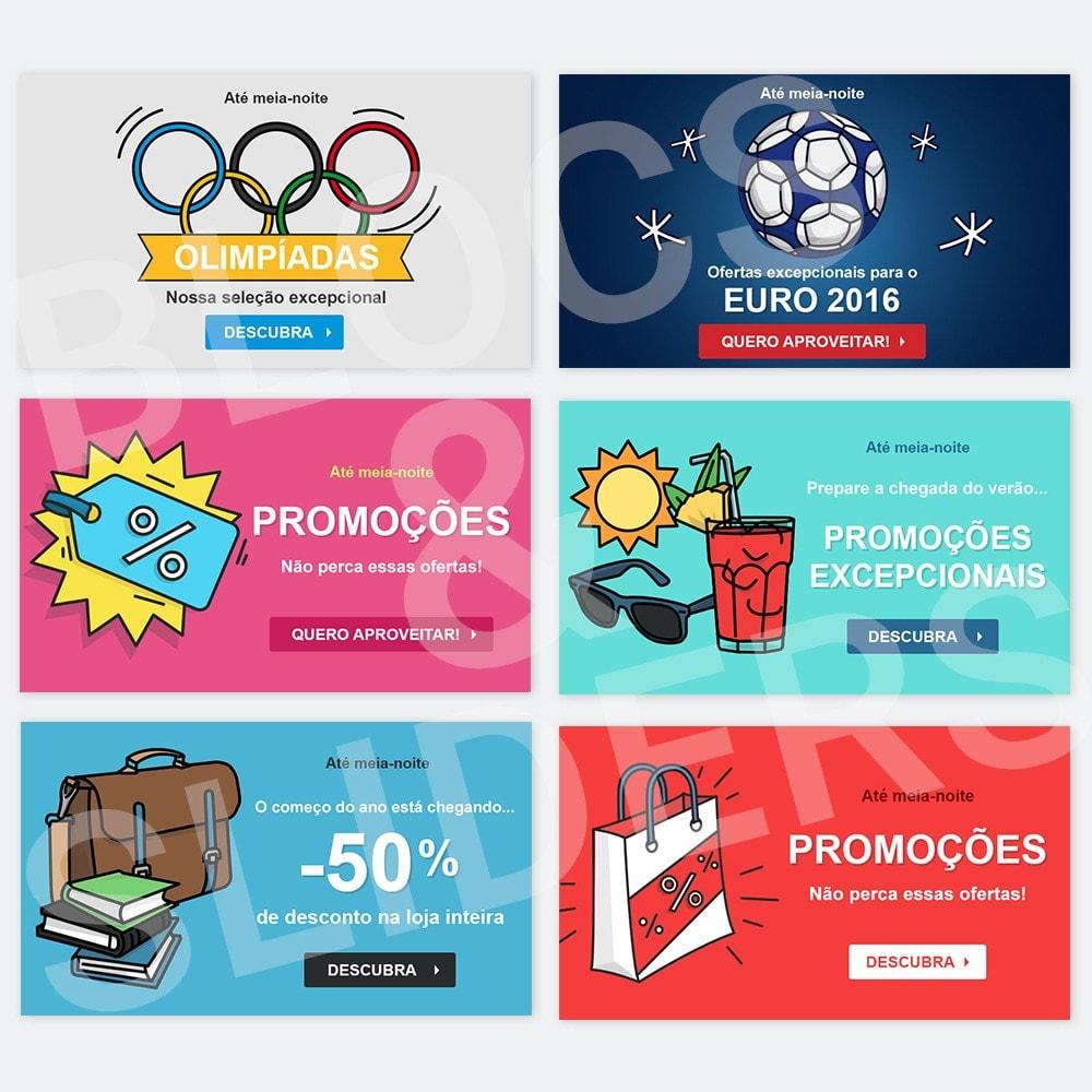 other - Imagens - Promoções on-line - 12 Promo graphics - Summer - 1