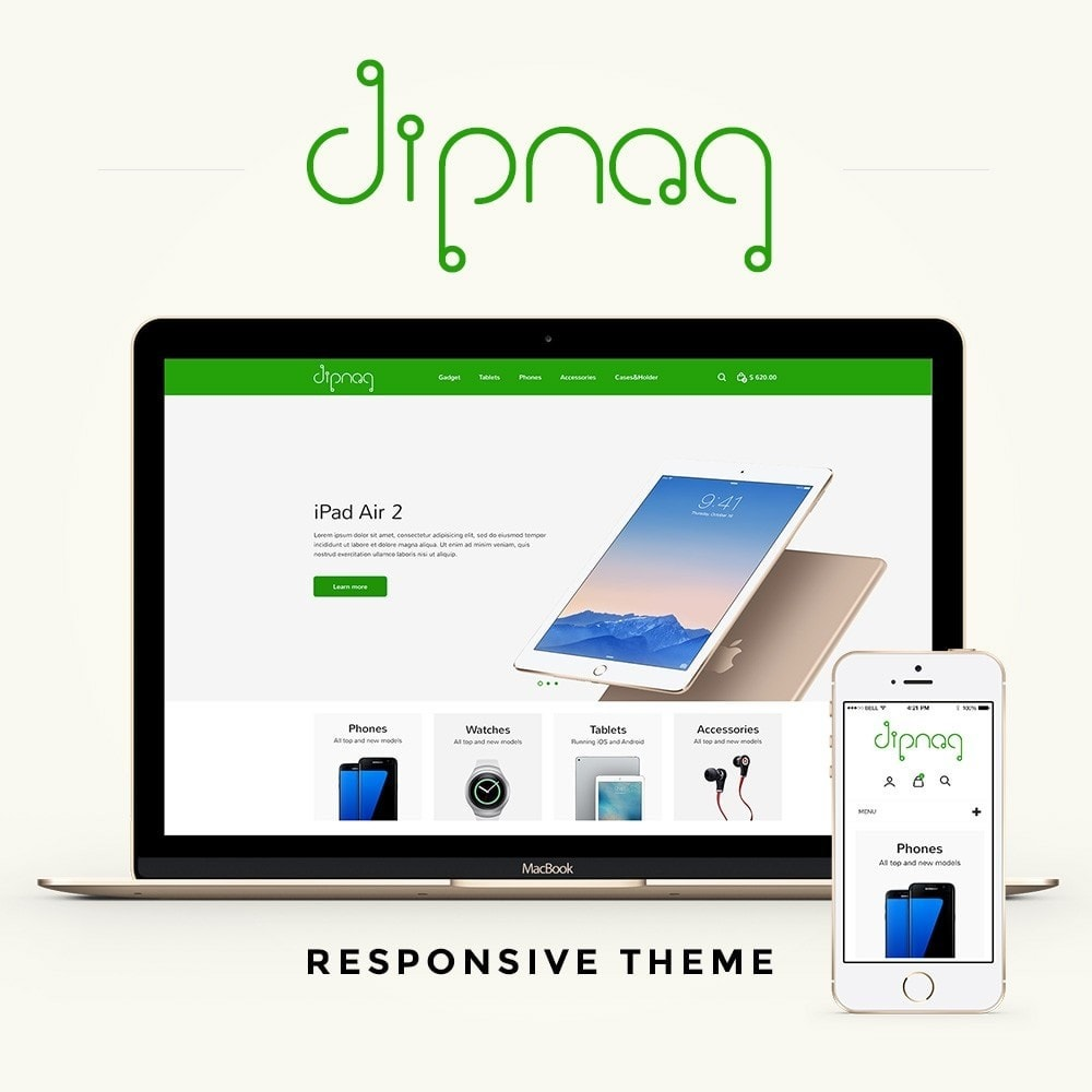 theme - Electronics & Computers - Dipnaq Store - 1