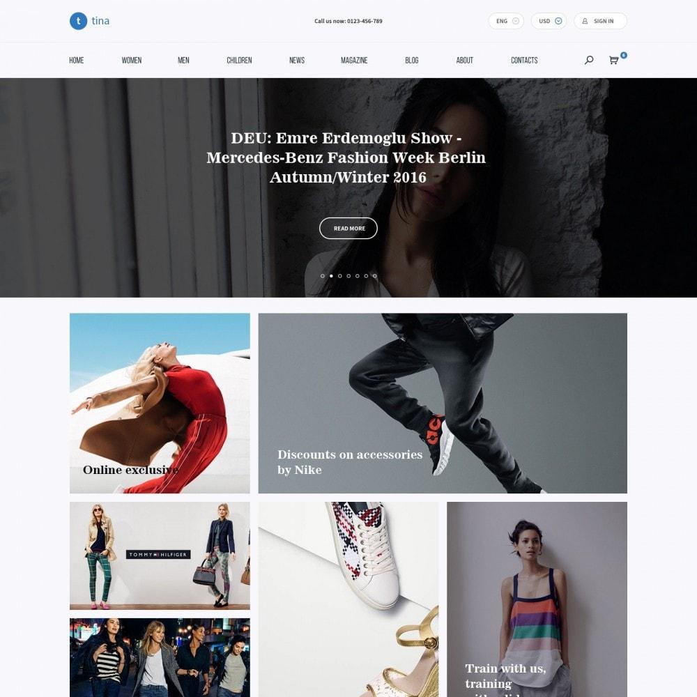 theme - Moda & Obuwie - Milano - Sklep Odzieżowy - 2
