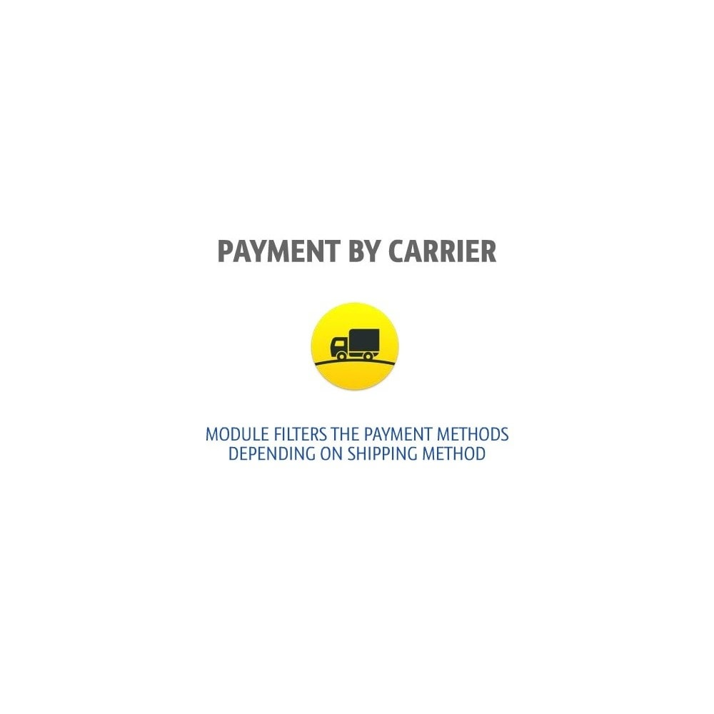 module - Kurierzy - Filters for Payment Restriction by Carrier - 1