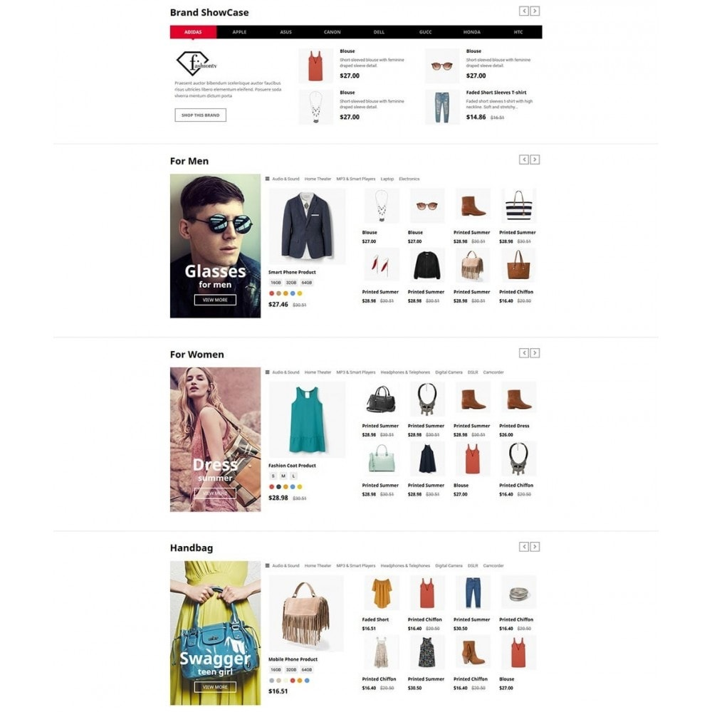 theme - Mode & Chaussures - FashStore - Suppermarket - 3