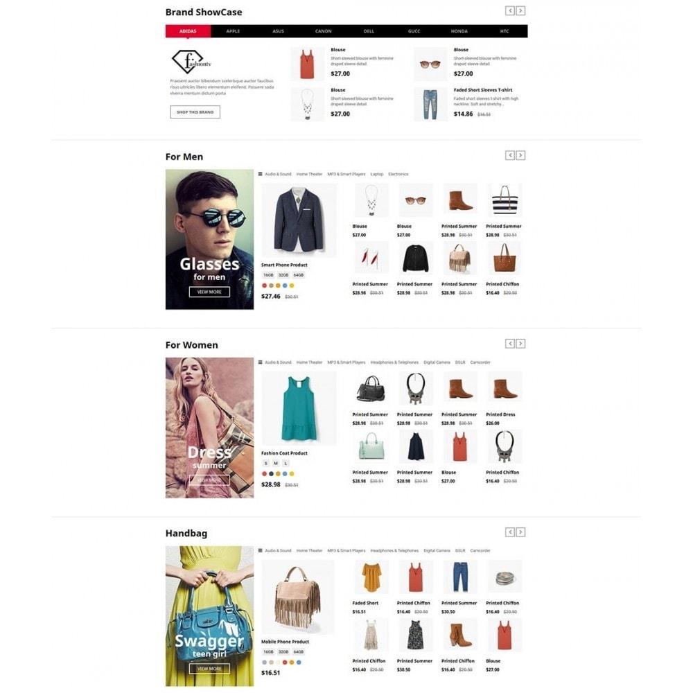 theme - Moda & Calçados - FashStore - Suppermarket - 3