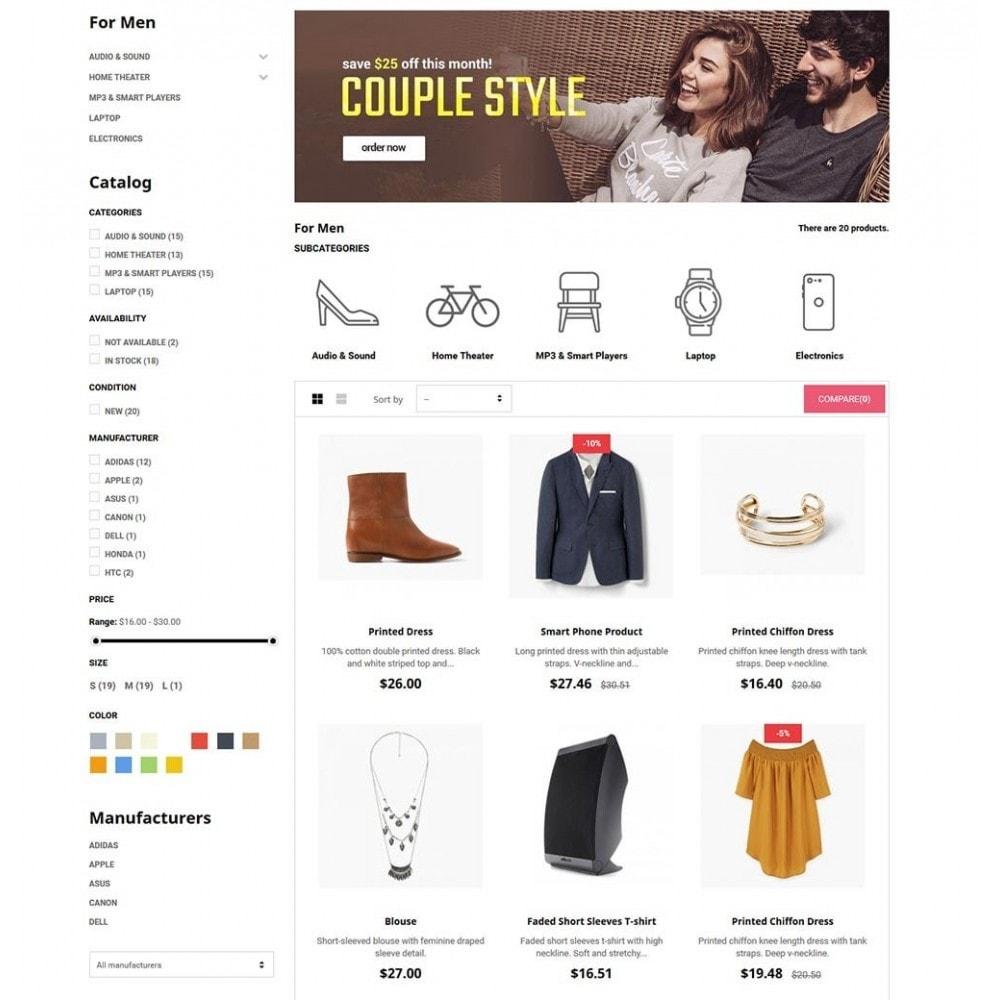 theme - Moda & Calçados - FashStore - Suppermarket - 5