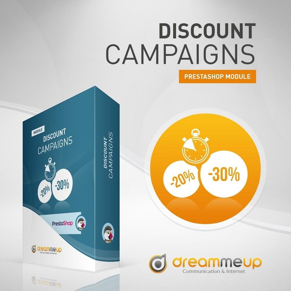 module - Promotions & Gifts - DMU Discount campaigns - 2