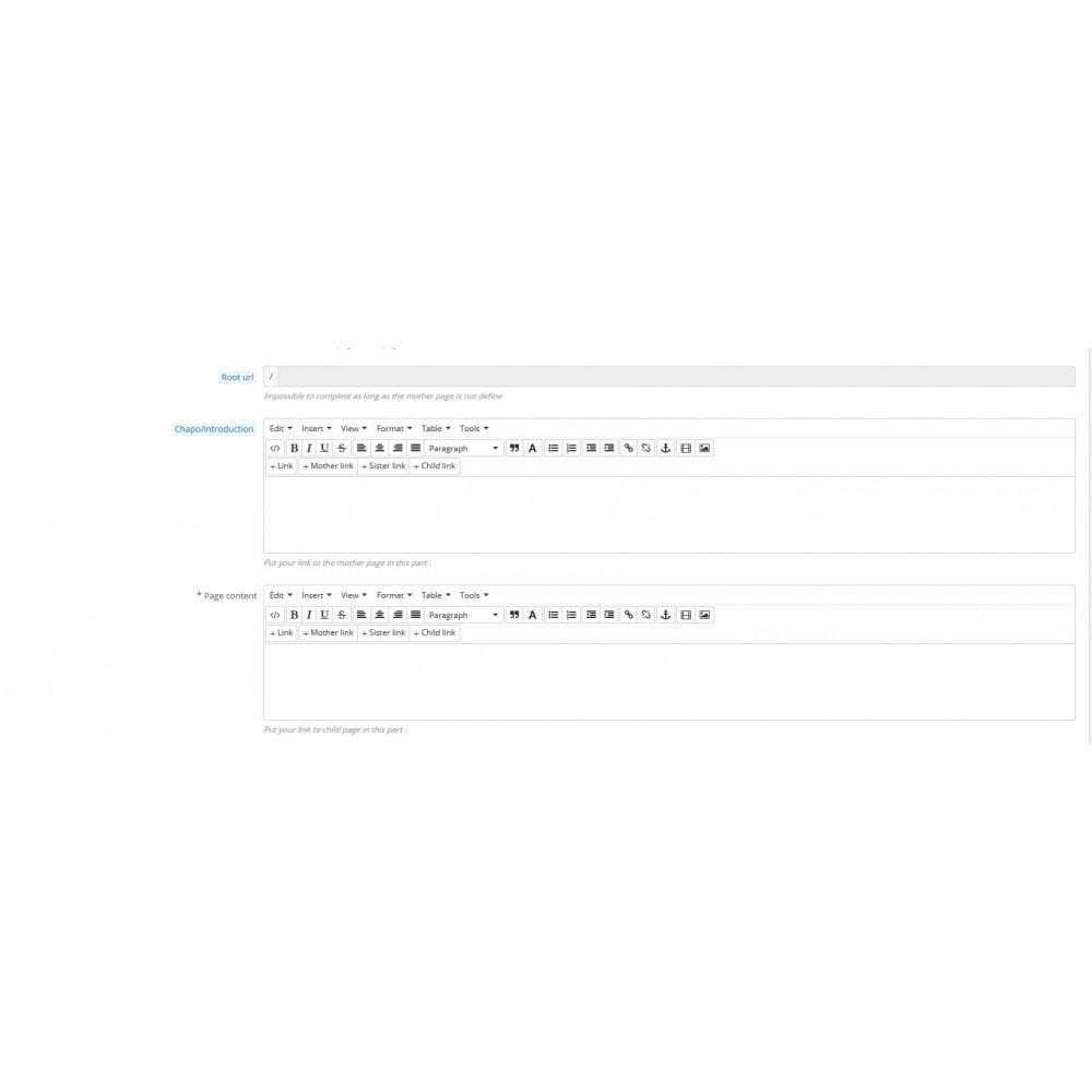module - SEO (Posicionamiento en buscadores) - Semantic Cocoon - 5