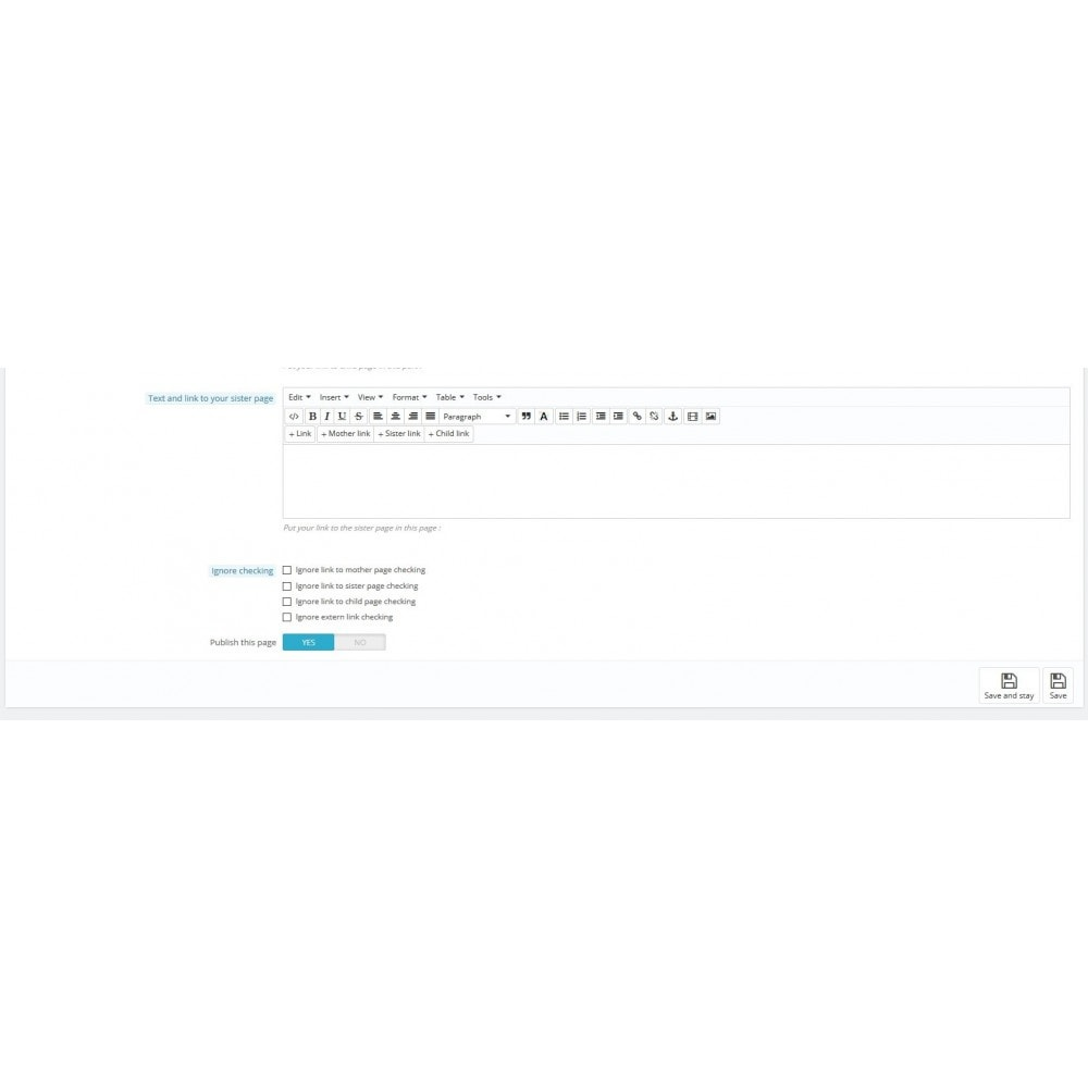 module - SEO (Posicionamiento en buscadores) - Semantic Cocoon - 6